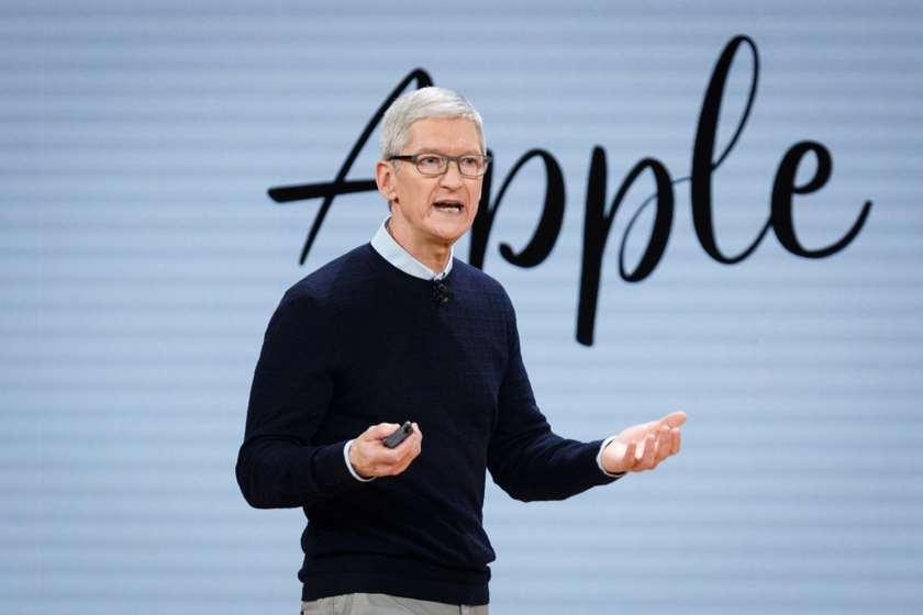ტიმ კუკი Apple