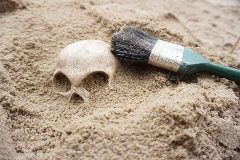 არქეოლოგია აღმოჩენა