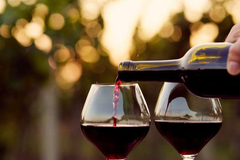 წითელი ღვინო