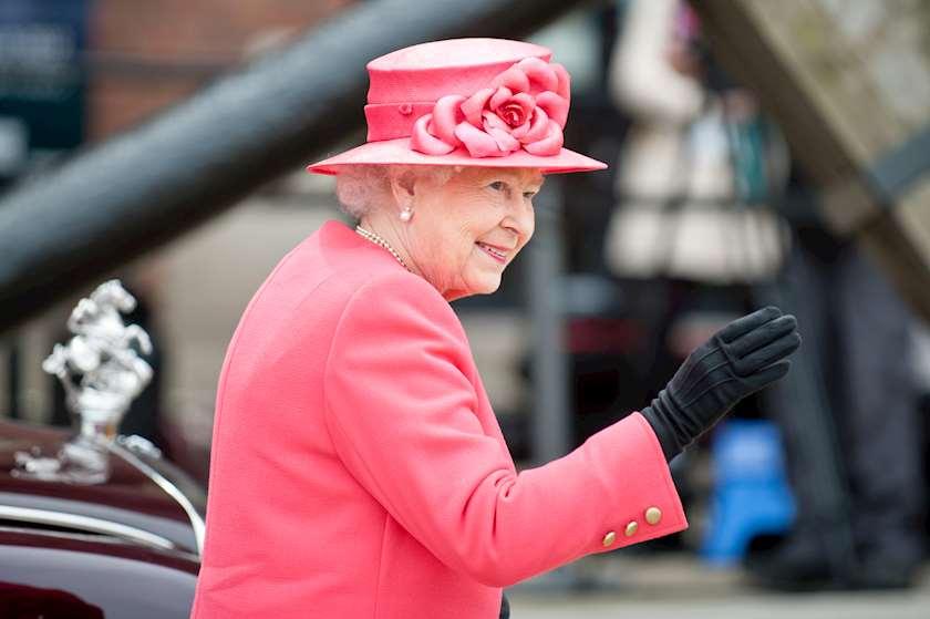 ელისაბედ მეორე დიდი ბრიტანეთის დედოფალი