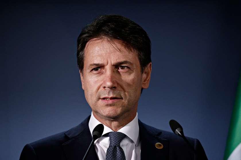 ჯუზეპე კონტე იტალიის პრემიერმინისტრი