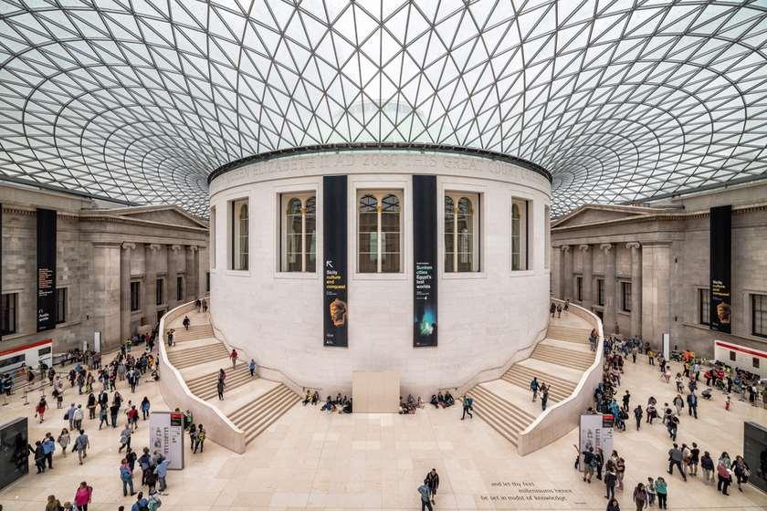 მუზეუმი ბრიტანული მუზეუმი