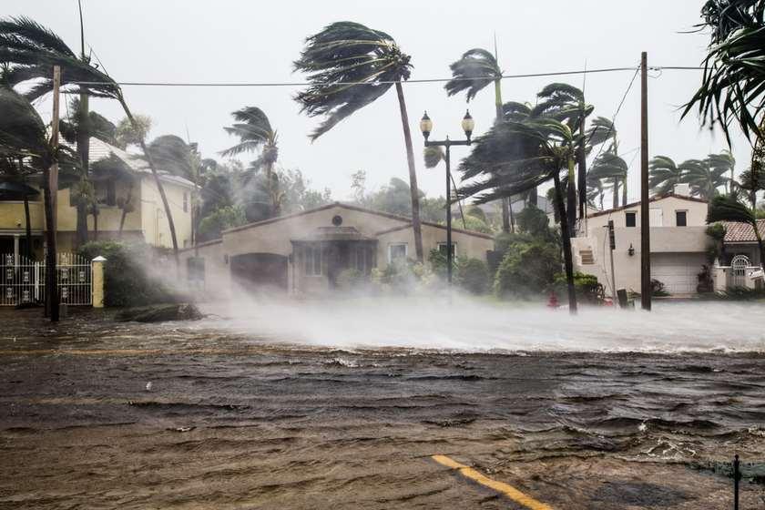ფლორიდა, ქარიშხალი