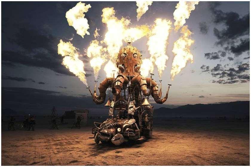 ფესტივალი Burning Man
