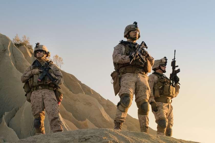 ამერიკელი ჯარისკაცები ამერიკელები ავღანეთში
