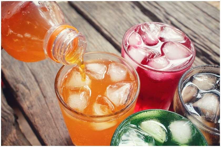 გაზიანი სასმელები