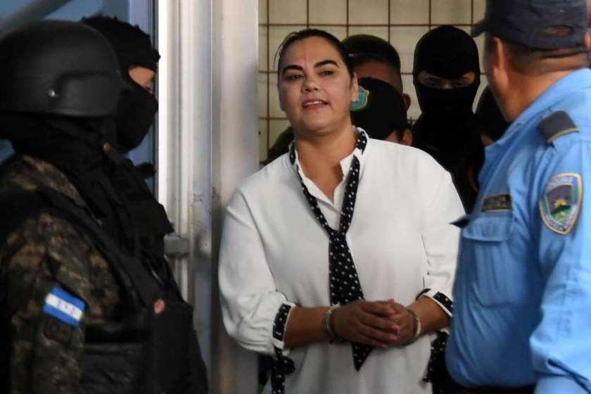როსა ელენა ბონილა ჰონდურასის ყოფილი პირველი ლედი