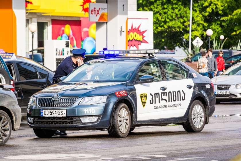 საპატრულო პოლიცია ეკიპაჟი