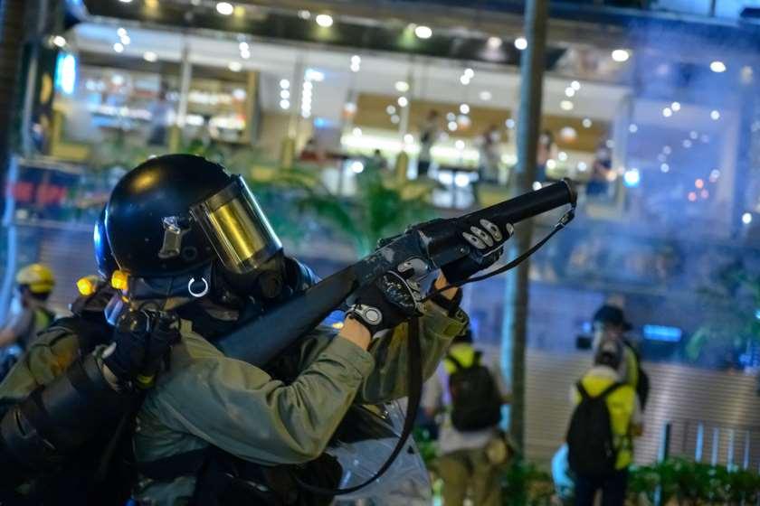 ჰონგ-კონგის პოლიცია