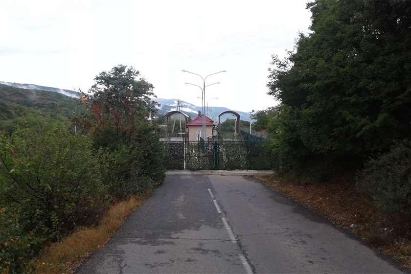 სოფელი ოძისი