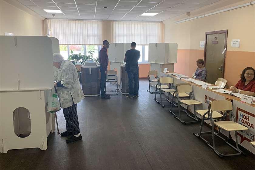 არჩევნები რუსეთში
