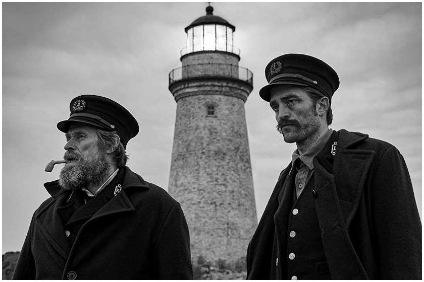 კადრი ფილმიდან The Lighthouse
