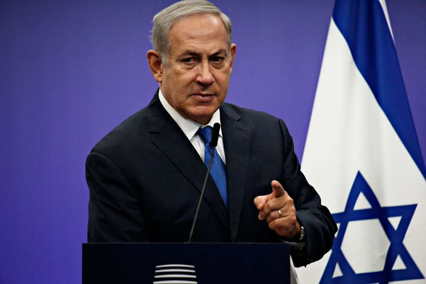 ბენიამინ ნეთანიაჰუ ისრაელის პრემიერ-მინისტრი