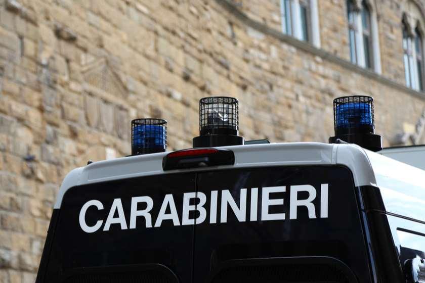 იტალია პოლიცია კარაბინერი