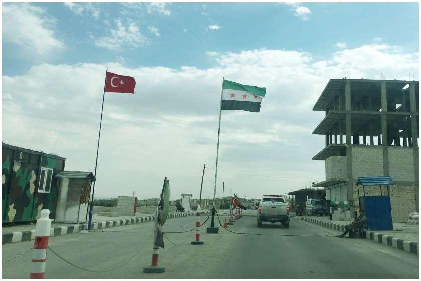 სირია-თურქეთი