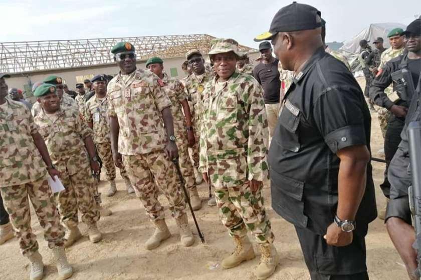 ნიგერიელი სამხედროები