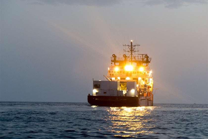 გემი Ocean Viking