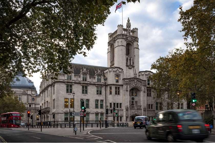 დიდი ბრიტანეთის უზენაესი სასამართლო
