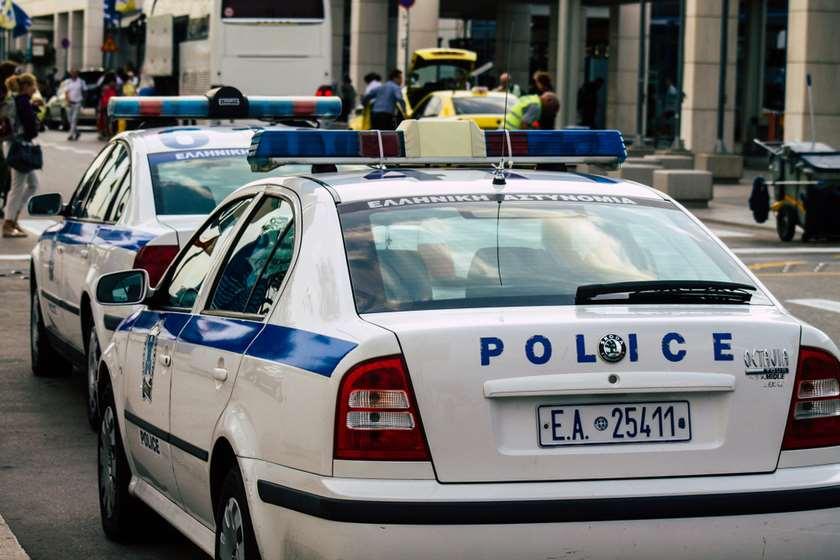 საბერძნეთი, პოლიცია