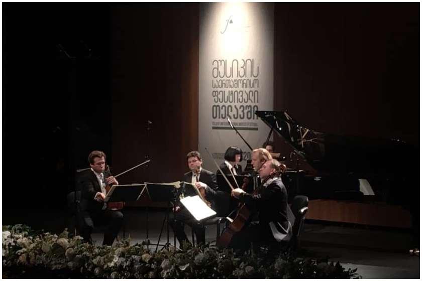 თელავი, მუსიკის საერთაშორისო ფესტივალი