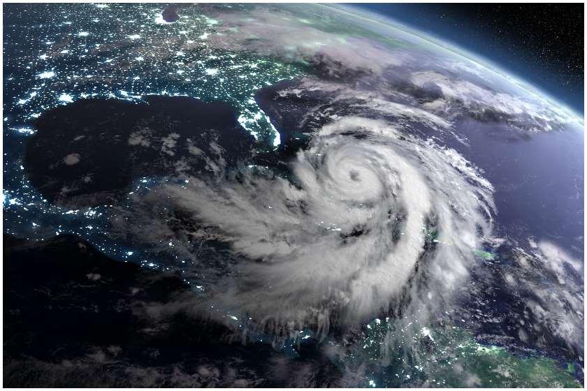 """ქარიშხალი """"ლორენცო"""""""