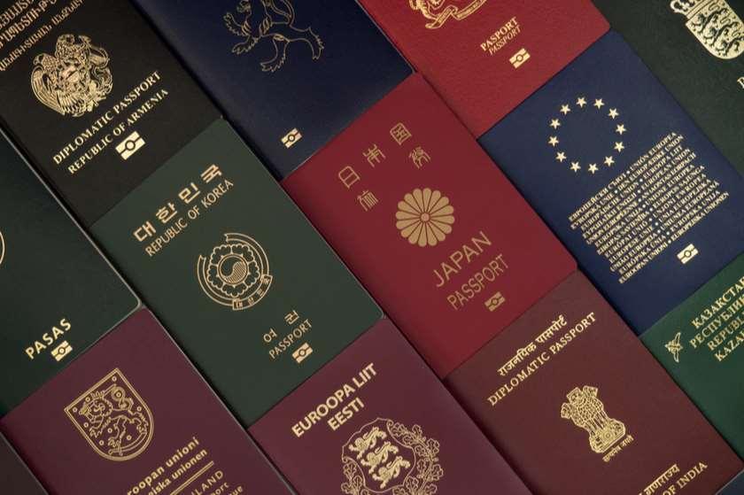 პასპორტების რეიტინგი
