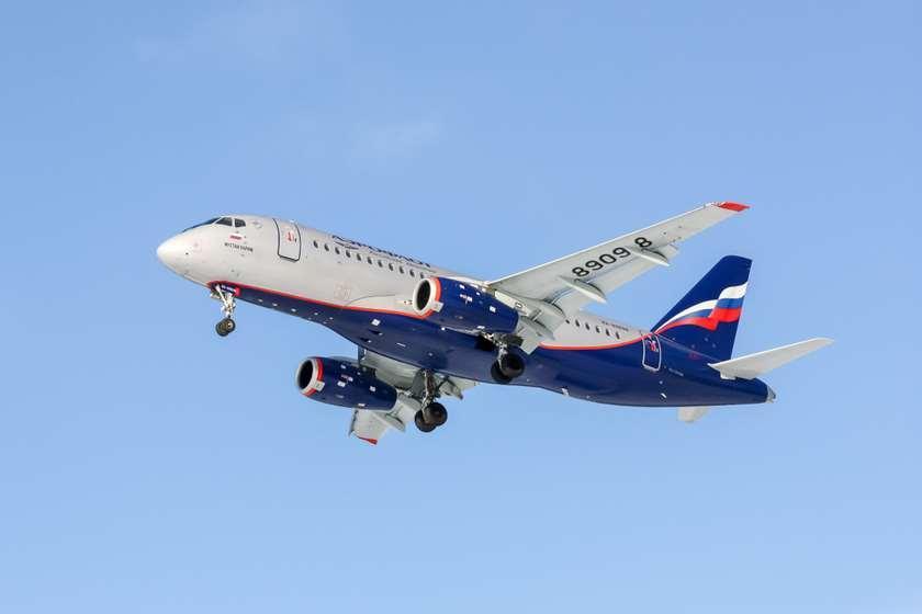 რუსული თვითმფრინავი