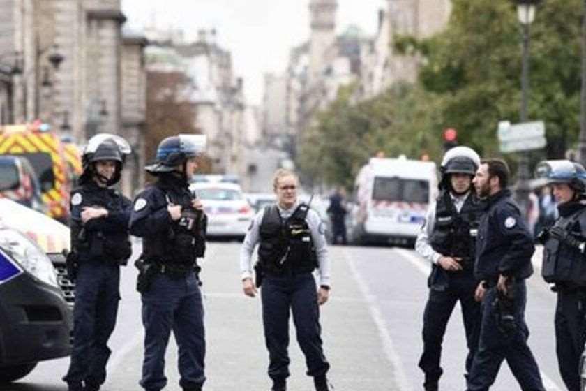 საფრანგეთის პოლიცია