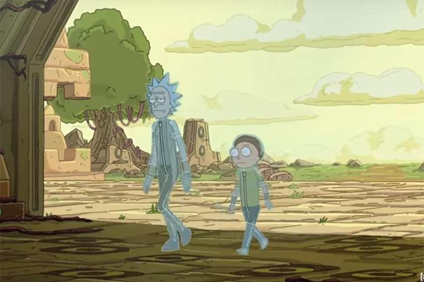 რიკი და მორტი