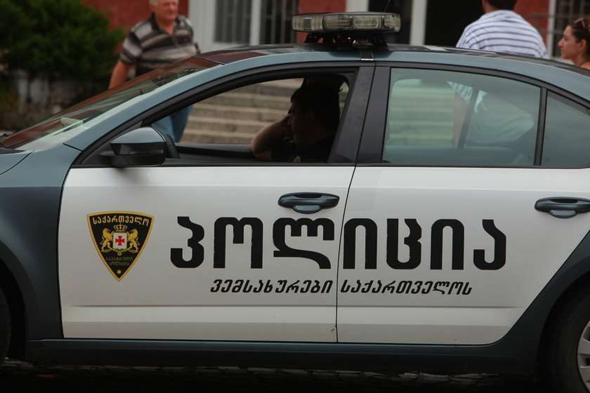 პოლიცია