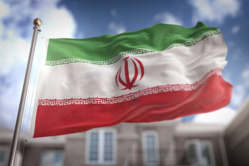 ირანის დროშა