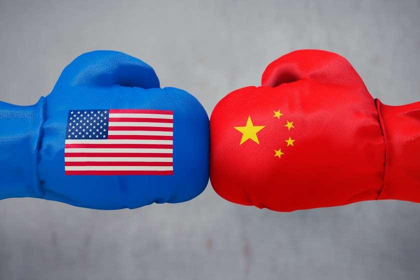 ჩინეთი აშშ