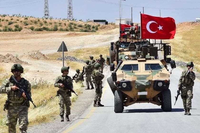 თურქული ჯარი