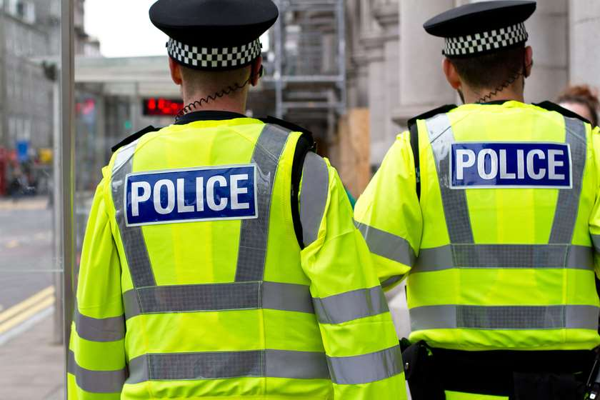 ინგლისის პოლიცია
