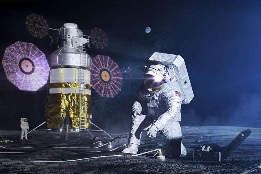 სკაფანდრი NASA