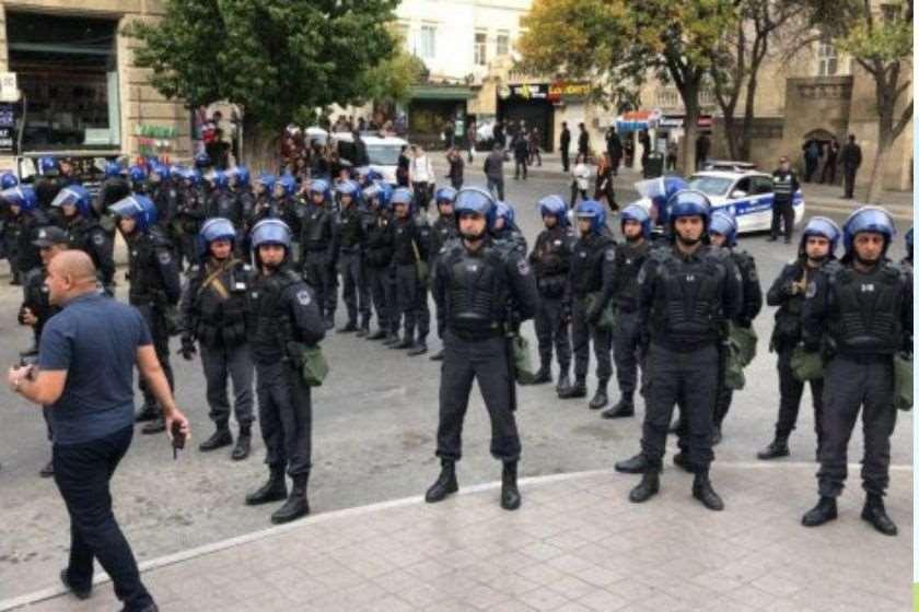 ბაქო პოლიცია