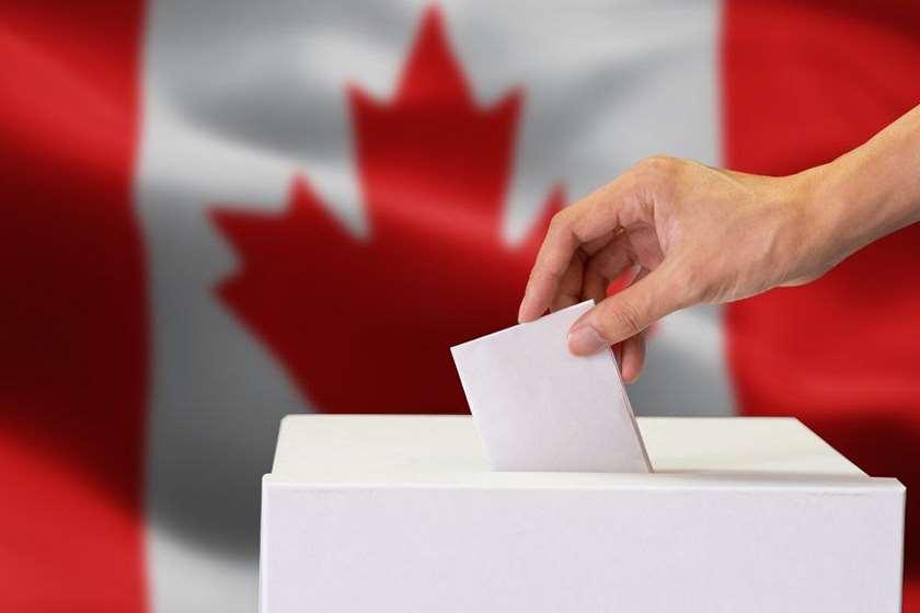 კანადა არჩევნები