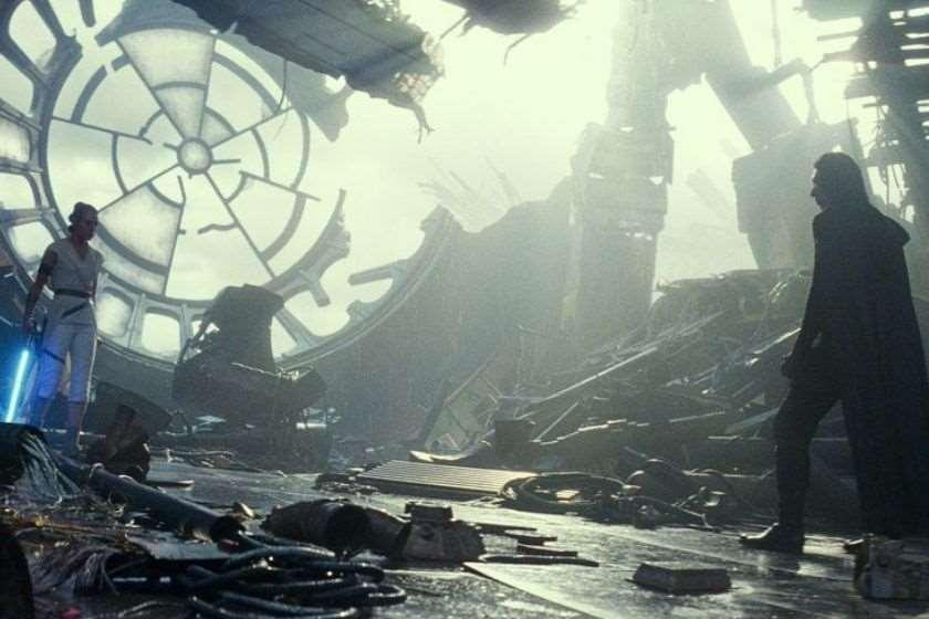 The Rise of Skywalker ვარსკვლავური ომები
