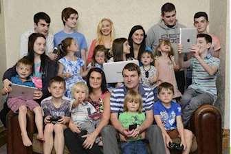 რედფორდების ოჯახი
