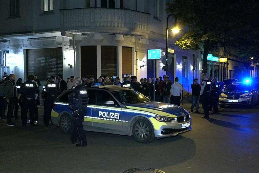 გერმანია პოლიცია