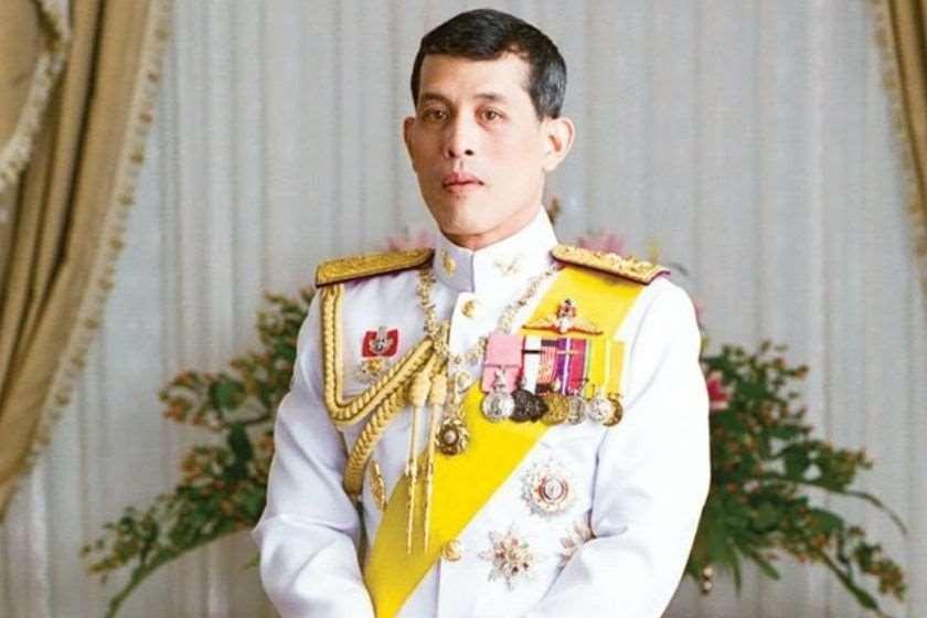 ტაილანდის მეფე მაჰა ვაჟირალონგკორნი