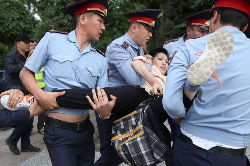 ყაზახეთი პოლიცია