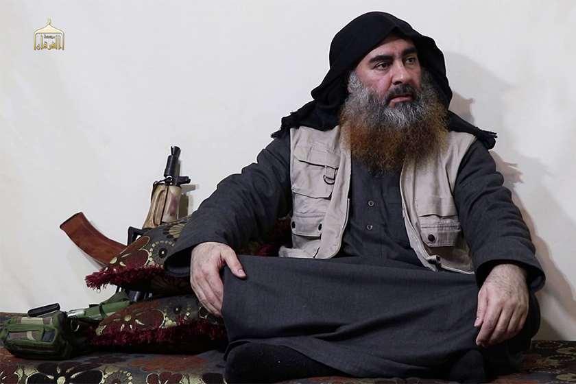 აბუ ბაქრ ალ-ბაღდადი