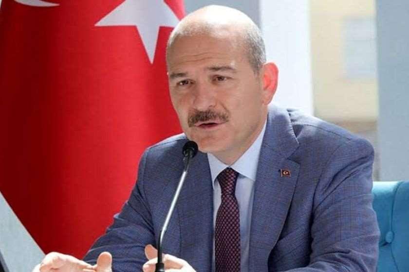 სულეიმან სოილუ თურქეთის შინაგან საქმეთა მინისტრი