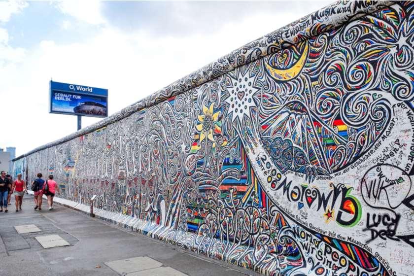 ბერლინის კედელი