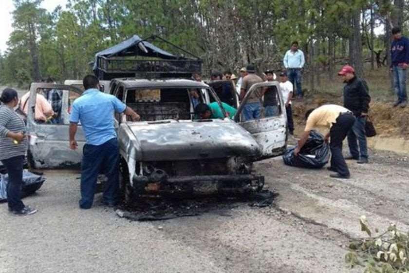 მექსიკა მორმონები თავდასხმა