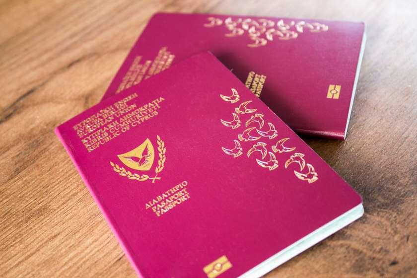 კვიპროსის პასპორტი