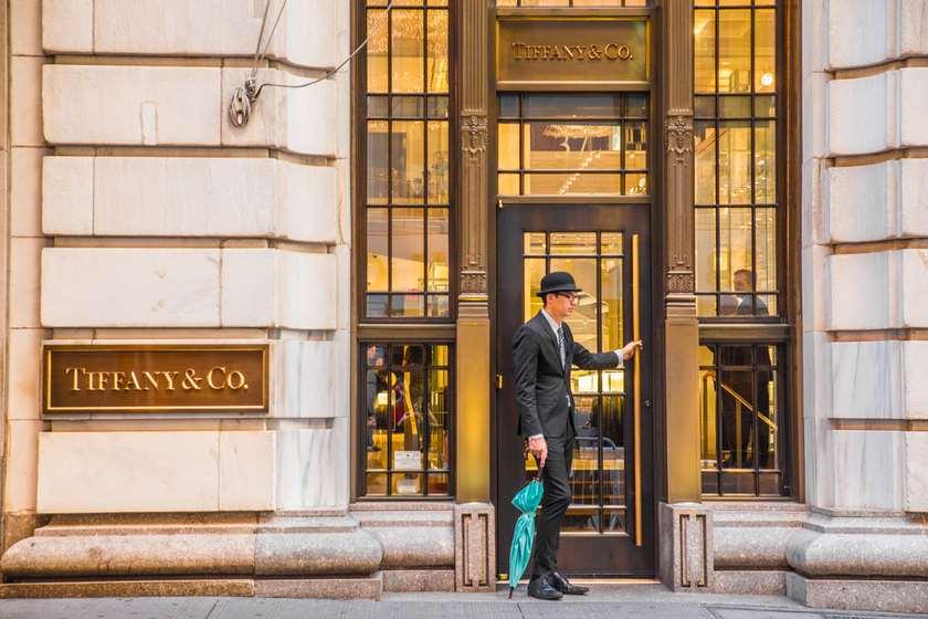 მაღაზია Tiffany & Co, ნიუ-იორკი, აშშ