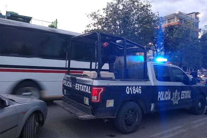 მექსიკის პოლიცია