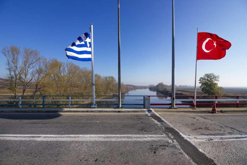 საბერძნეთი თურქეთი საზღვარი